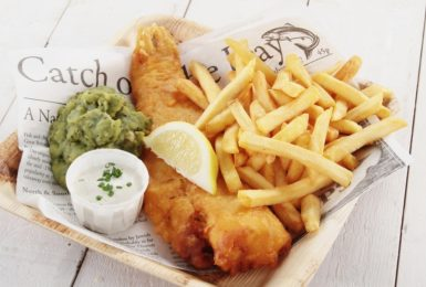 Time to Explore the Coast and Tuck into Some Fish and Chips