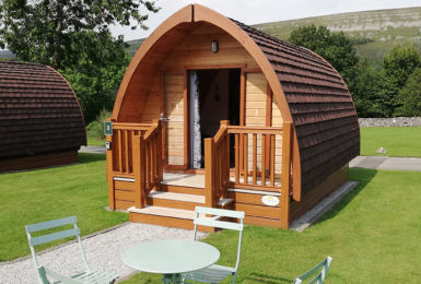 Experience glamping in the spectacular Yorkshire Dales
