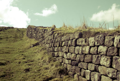 Housesteads Roman Fort - Hadrian's Wall