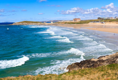 Par Sands: 5 Things To Do Near St Austell, Cornwall