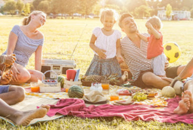 Pack up your basket for national picnic week