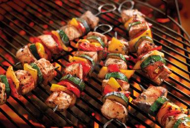5 summer BBQ recipes