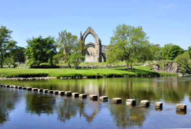 English heritage in Yorkshire