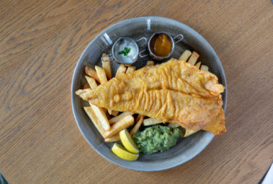 Fakeaway Fish and Chips Recipe