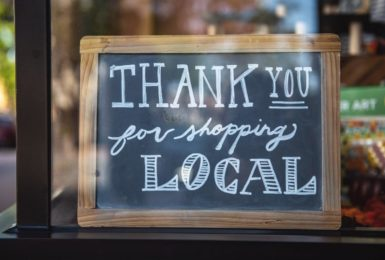 Small business Saturday - Why you should shop or order from a local business today