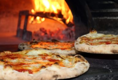 Johnny Dough's Wood-Fired Pizza