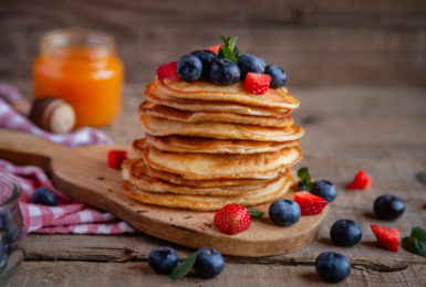 Have Stacks Of Fun This Pancake Day With Park Leisure