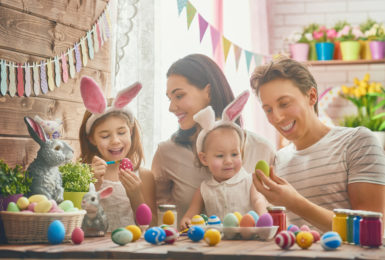What's On Near You This Easter?
