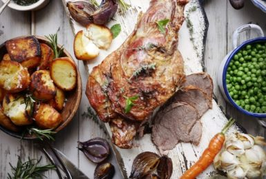 How To Make A Delicious Easter Roast On Park