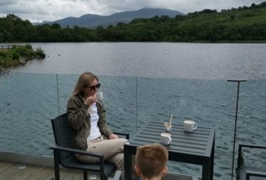 A fun-filled family stay in North Wales