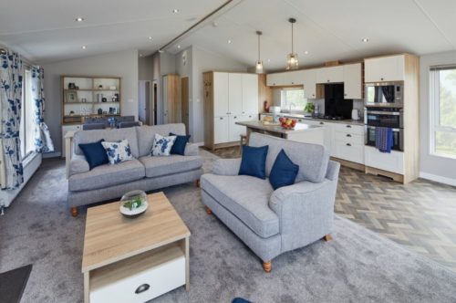 Discover our brand new 2021 static caravans and luxury lodges!