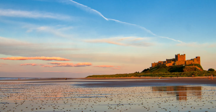 Get away from it all... it's time to escape to the Northumberland coast