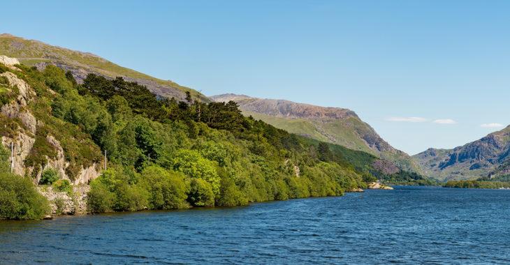 Seek out adventure in North Wales