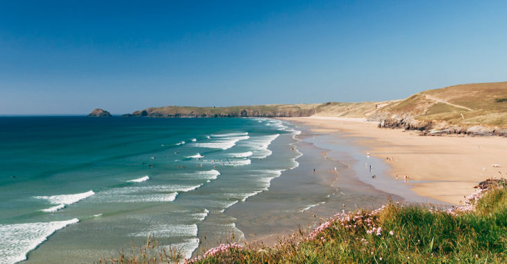 Idyllic holiday homes in Cornwall - break free to the coast at Oyster Bay