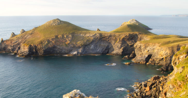 Break free to the divine Cornish coast with cosy holiday homes at Pentire