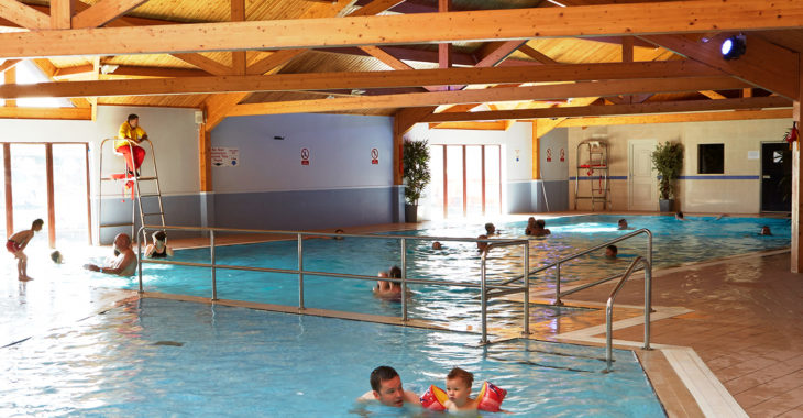 Relax, refresh & re-energise at our spacious leisure complex