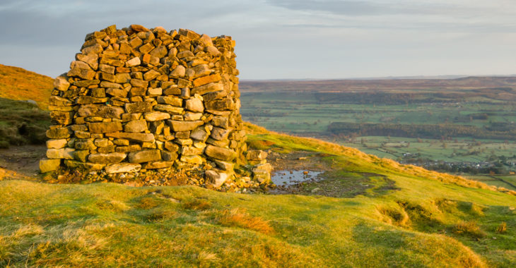 North Yorkshire - the perfect place to experience the landscape on foot