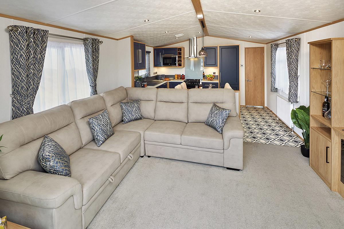 2020 Carnaby Chantry Lodge