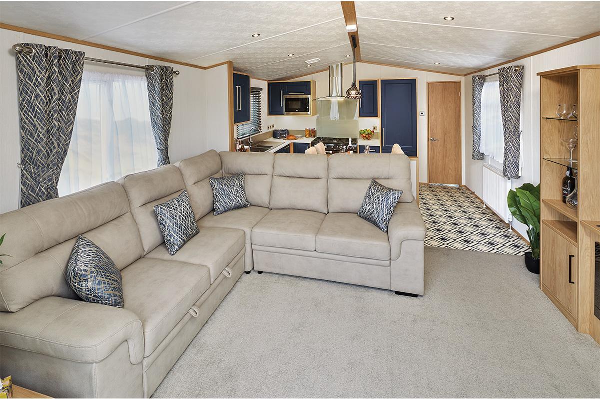 2021 Carnaby Chantry Lodge